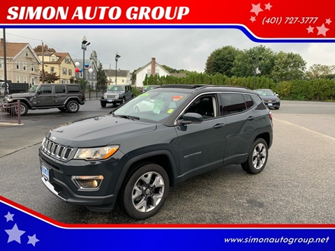 2018 Jeep Compass for sale in North Providence, RI