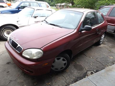 2000 Daewoo Lanos for sale in Acworth, GA