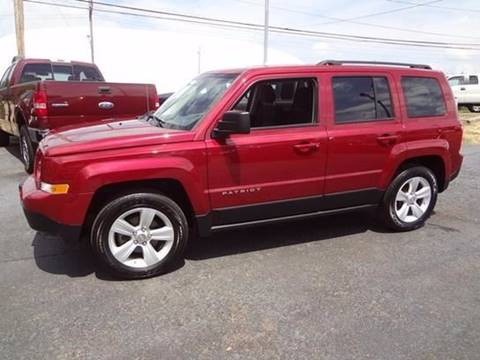 2011 Jeep Patriot for sale in Spencerport, NY