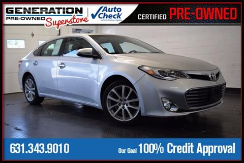 2013 Toyota Avalon for sale in Bohemia, NY