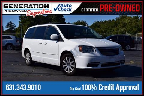 2016 Chrysler Town and Country for sale in Bohemia, NY