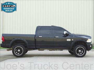2011 RAM Ram Pickup 2500 for sale in Houston, TX
