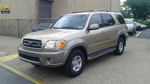 2002 Toyota Sequoia for sale in Camden, NJ