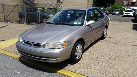1999 Toyota Corolla for sale in Camden, NJ