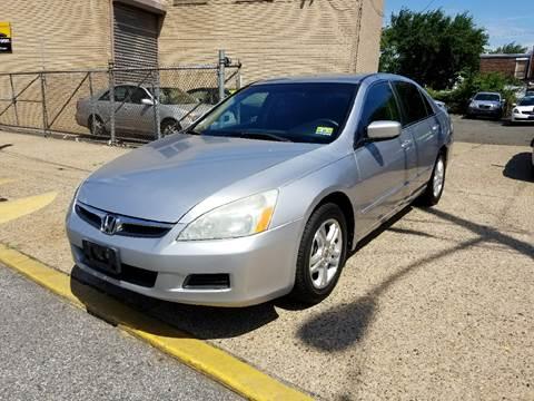 2007 Honda Accord for sale in Camden, NJ
