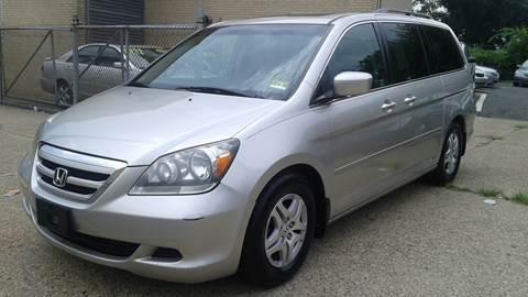 2007 Honda Odyssey for sale in Camden, NJ