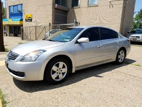 2008 Nissan Altima for sale in Camden, NJ