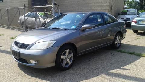2004 Honda Civic for sale in Camden, NJ