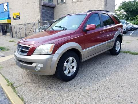 2006 Kia Sorento for sale in Camden, NJ