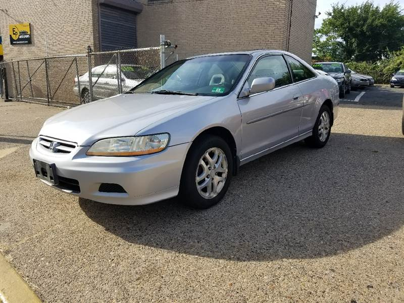 2001 Honda Accord EX V6 2dr Coupe   Camden NJ