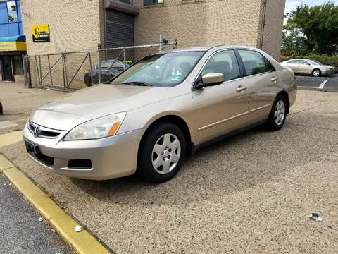 2006 Honda Accord for sale in Camden, NJ