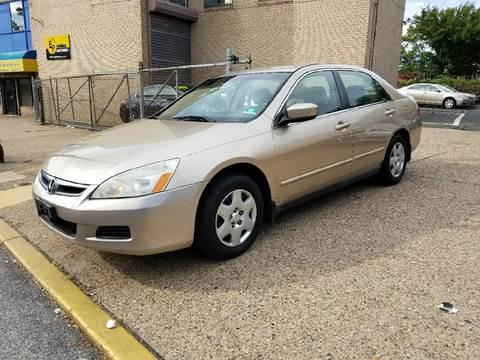 2006 Honda Accord for sale in Camden, NJ