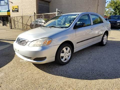 2007 Toyota Corolla for sale in Camden, NJ