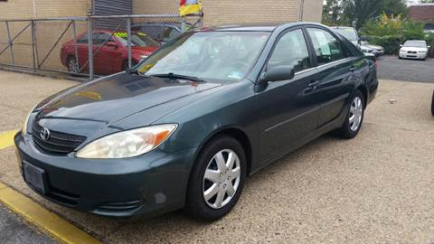 2002 Toyota Camry for sale in Camden, NJ