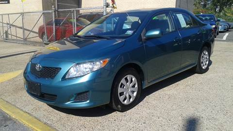 2010 Toyota Corolla for sale in Camden, NJ