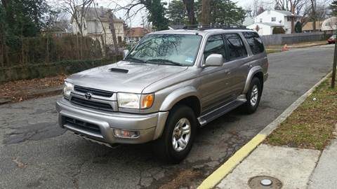 2002 Toyota 4Runner for sale in Camden, NJ