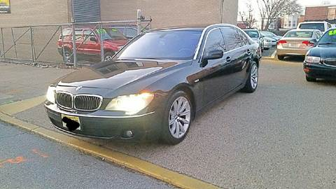 2008 BMW 7 Series for sale in Camden, NJ