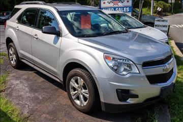 2010 Chevrolet Equinox for sale in Pottstown, PA