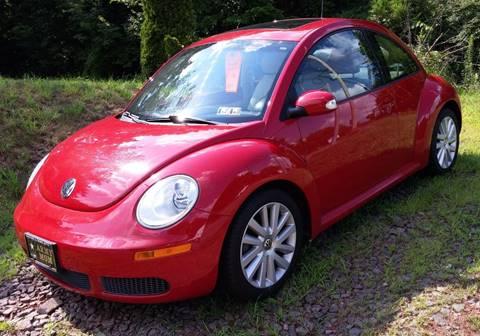 2008 Volkswagen New Beetle for sale in Pottstown, PA