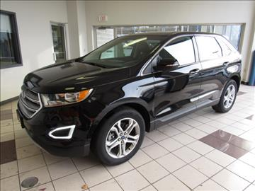 2016 Ford Edge for sale in Ripon, WI