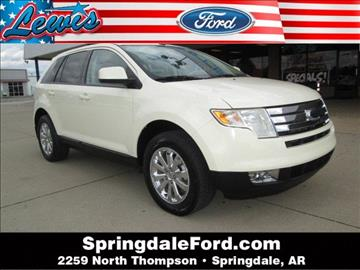 2007 Ford Edge for sale in Fayetteville, AR
