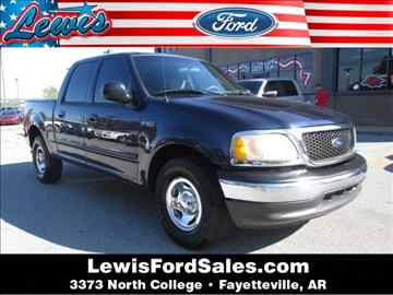 2003 Ford F-150 for sale in Fayetteville, AR