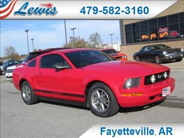 2005 Ford Mustang for sale in Fayetteville, AR