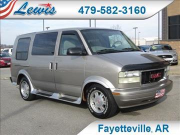 2003 GMC Safari for sale in Fayetteville, AR