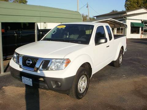 2016 Nissan Frontier for sale in Marlow, OK