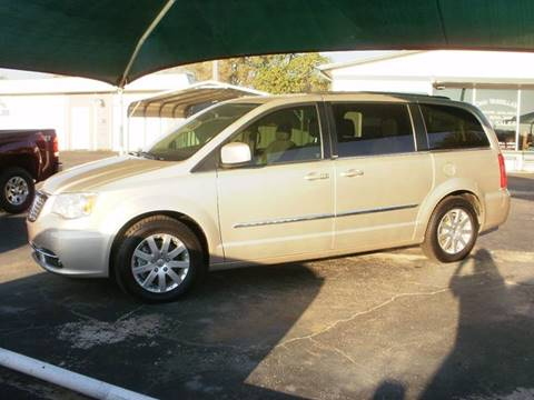 2013 Chrysler Town and Country for sale in Marlow, OK