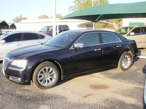 2011 Chrysler 300 for sale in Marlow, OK