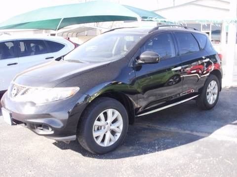 2011 Nissan Murano for sale in Marlow, OK