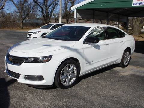 2016 Chevrolet Impala for sale in Marlow, OK