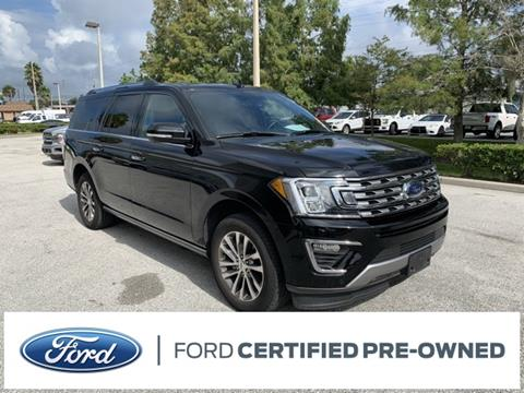 2018 Ford Expedition MAX for sale in Saint Cloud, FL