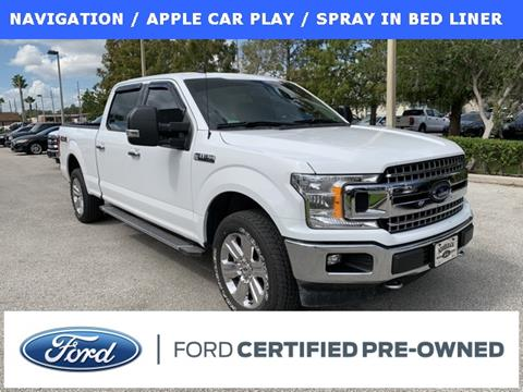 2019 Ford F-150 for sale in Saint Cloud, FL