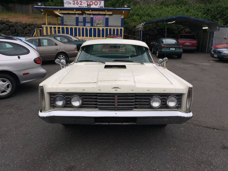 1965 Mercury Monterey for sale at Shoreline Family Auto Care And Sales in Shoreline WA