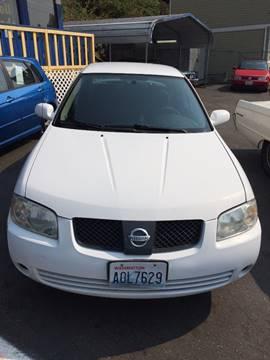 2006 Nissan Sentra for sale in Shoreline, WA