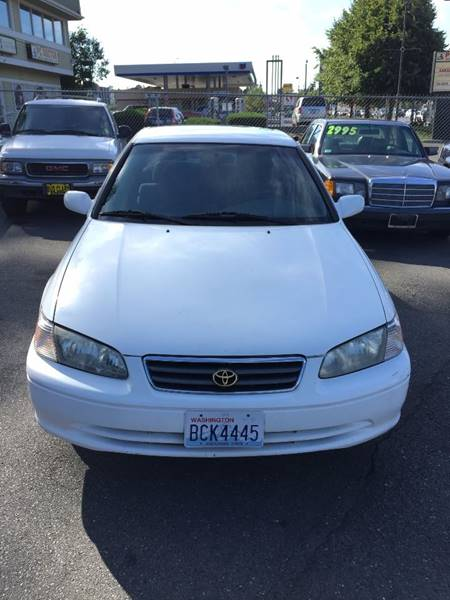 2000 Toyota Camry for sale at Shoreline Family Auto Care And Sales in Shoreline WA