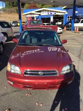 2002 Subaru Legacy for sale in Shoreline, WA