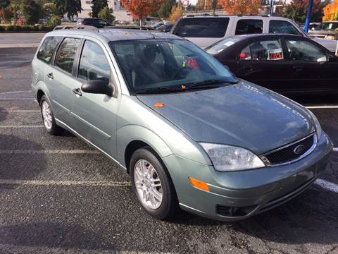 2005 Ford Focus & Ford Used Cars Automotive Repair For Sale Shoreline Shoreline ... markmcfarlin.com
