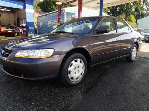 1998 Honda Accord for sale in Shoreline, WA