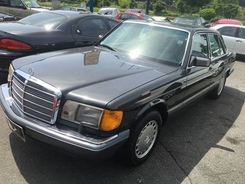 1989 Mercedes-Benz 300-Class for sale in Shoreline, WA