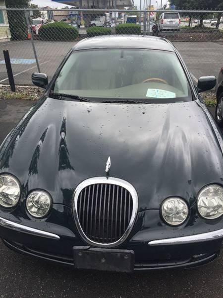 2001 Jaguar S-Type for sale at Shoreline Family Auto Care And Sales in Shoreline WA