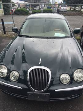2001 Jaguar S-Type for sale at Shoreline Family Auto Care And Sales in Shoreline WA