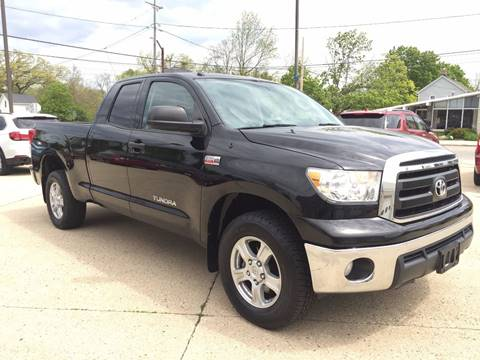 2011 Toyota Tundra for sale at Auto Gallery LLC in Burlington WI