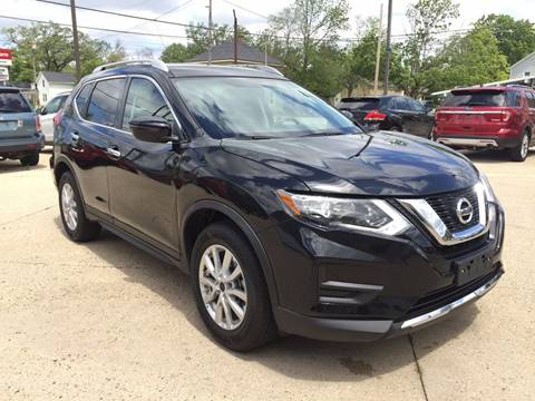 2017 Nissan Rogue for sale at Auto Gallery LLC in Burlington WI