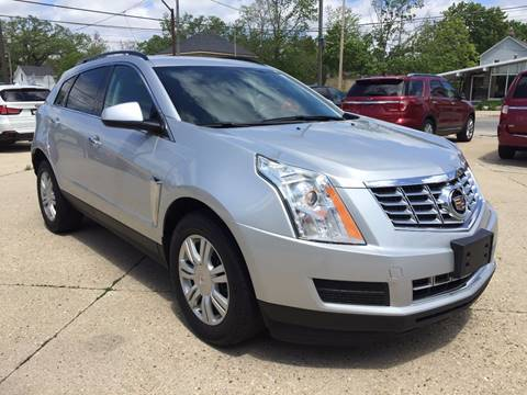 2013 Cadillac SRX for sale at Auto Gallery LLC in Burlington WI