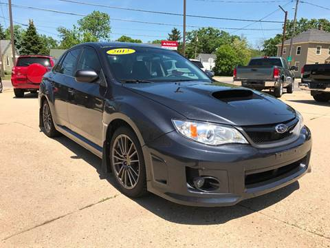 2012 Subaru Impreza for sale at Auto Gallery LLC in Burlington WI
