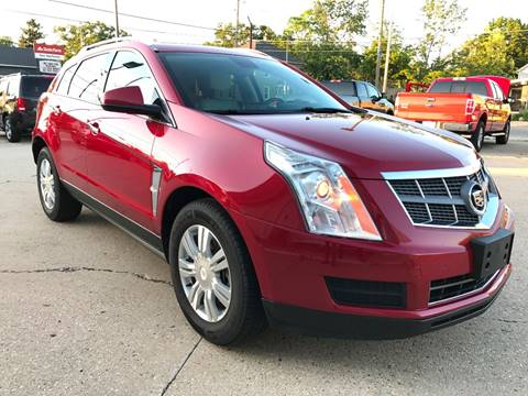 2010 Cadillac SRX for sale at Auto Gallery LLC in Burlington WI