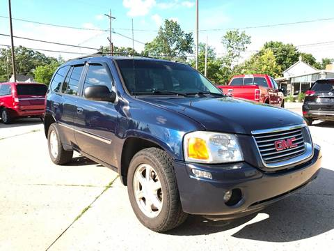 2007 GMC Envoy for sale at Auto Gallery LLC in Burlington WI